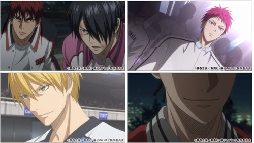 Kuroko's Basketball Season 3 episode 1 images