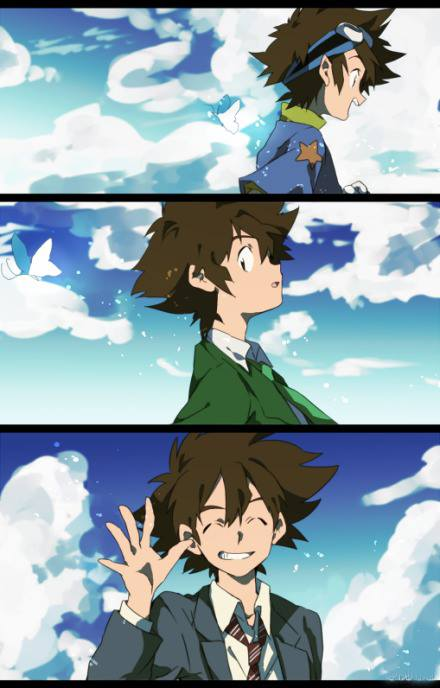 Taichi Kamiya Digimon