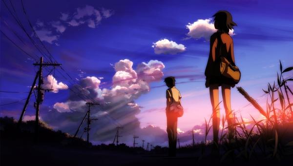 Makoto Shinkai's 5 Centimeters Per Second