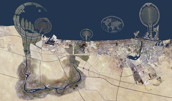 Artificial Islands, Dubai