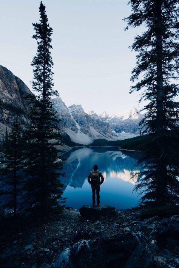 Moraine Lake, Banff National Park - Canada