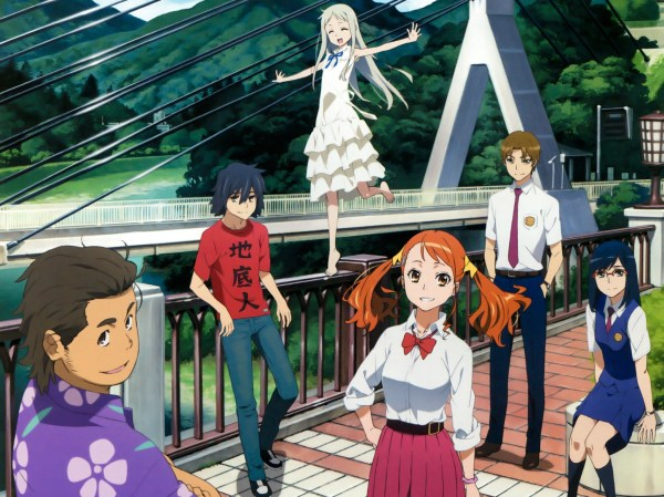Anohana The Flower We Saw that Day