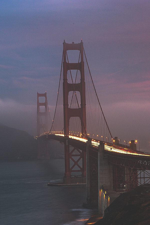Golden gate By: Steeve EKOMIE