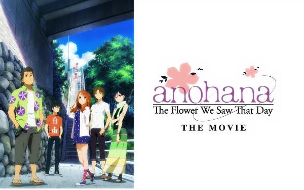 Tatsuyuki Nagai's Anohana The Movie