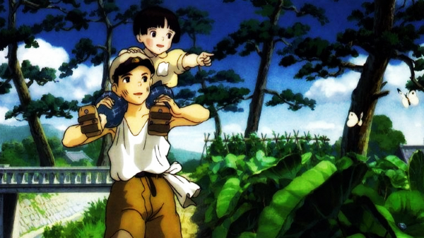 Isao Takahata's Grave of the Fireflies