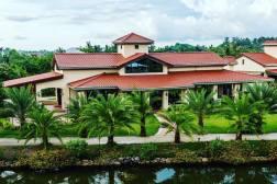 Espacio Verde Garden Villas Clubhouse