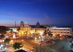 Roxas City at Night