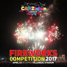 Capiztahan Fireworks