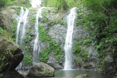 Capiztahan Hinulugan Falls