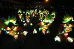 Capiztahan Parade of Lights 1