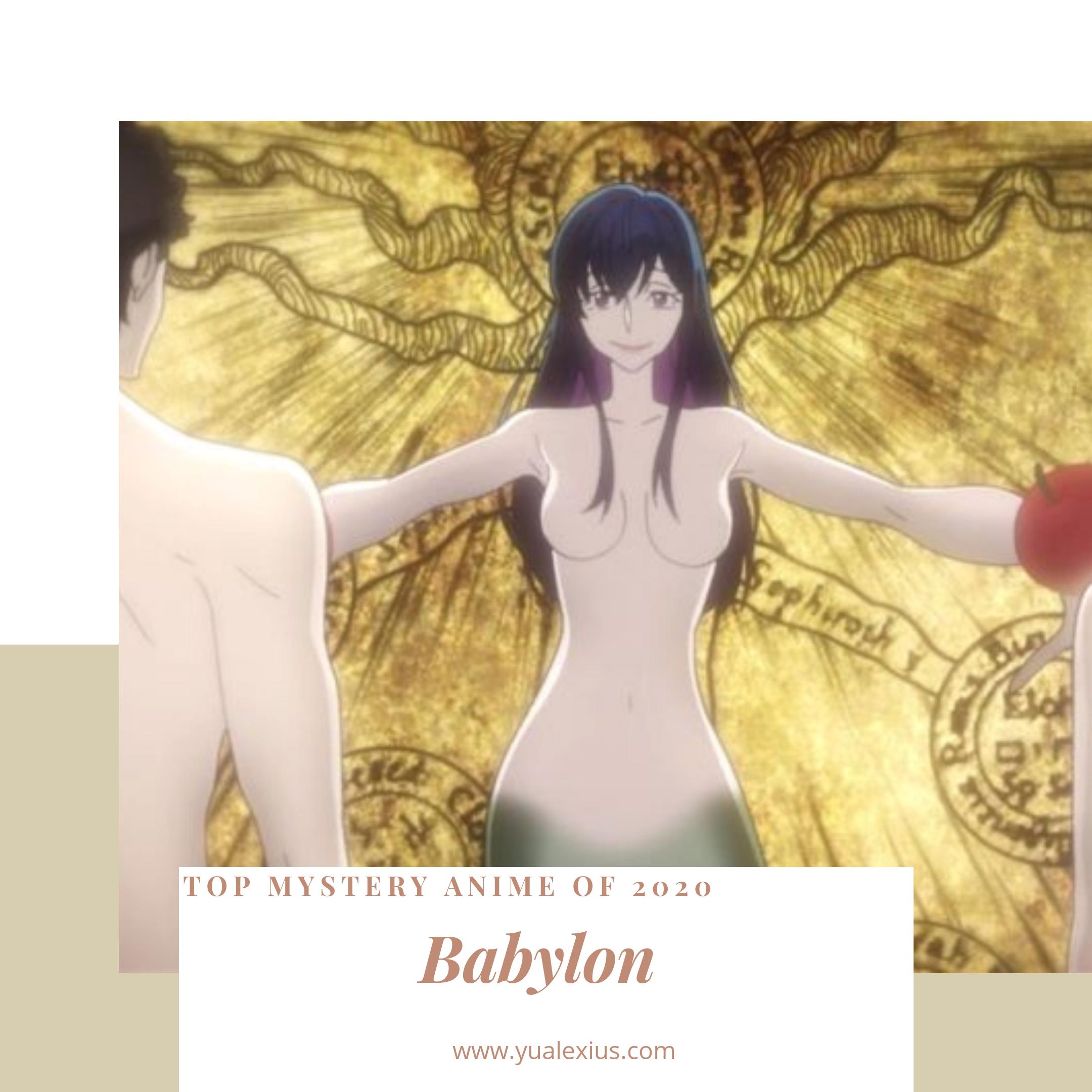 Babylon anime