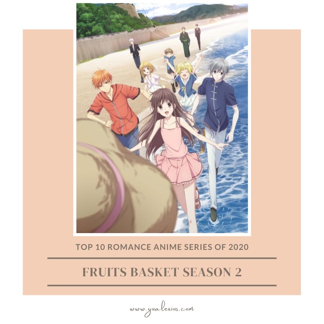 romance anime 2020 fruits basket season 2