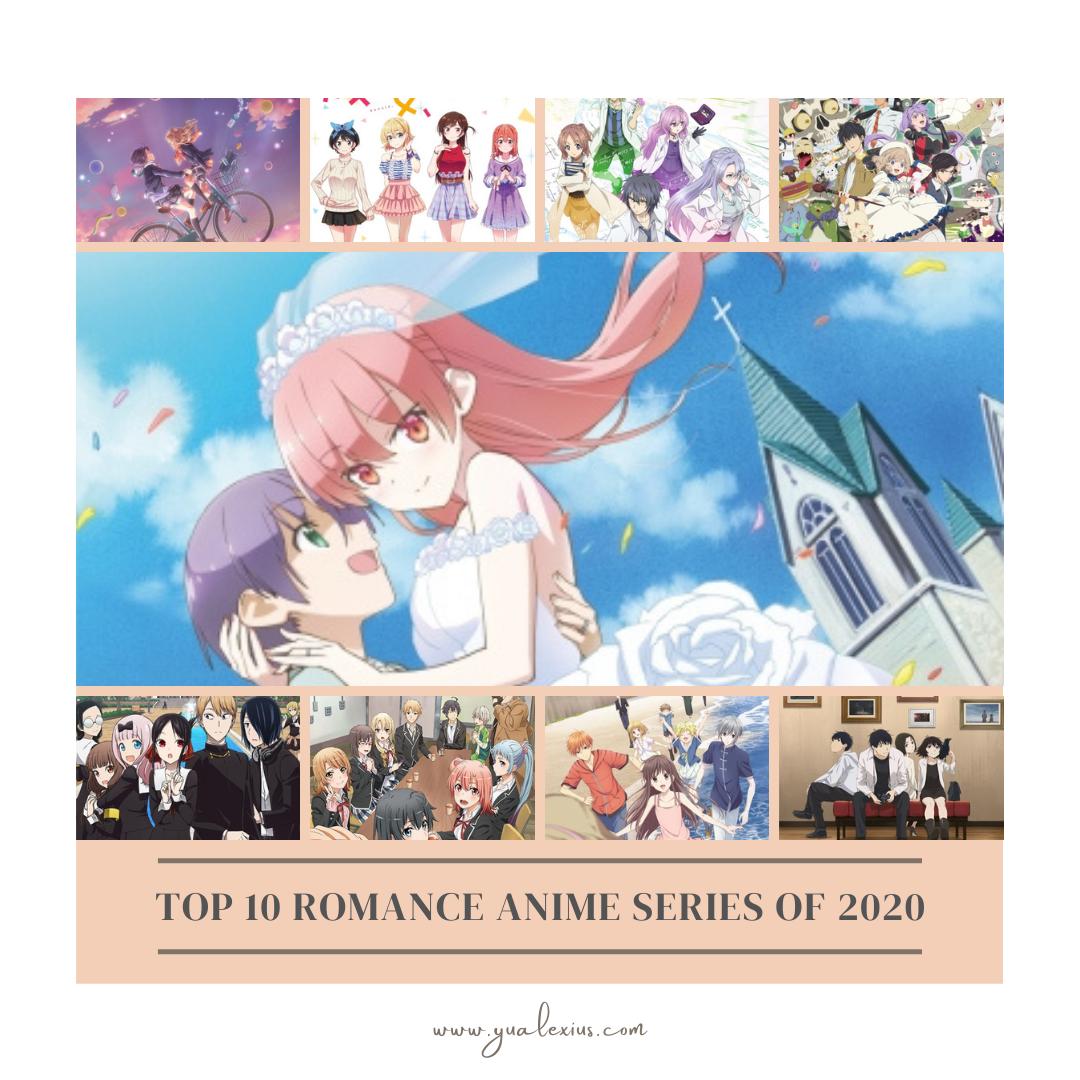top 10 romance anime of 2020