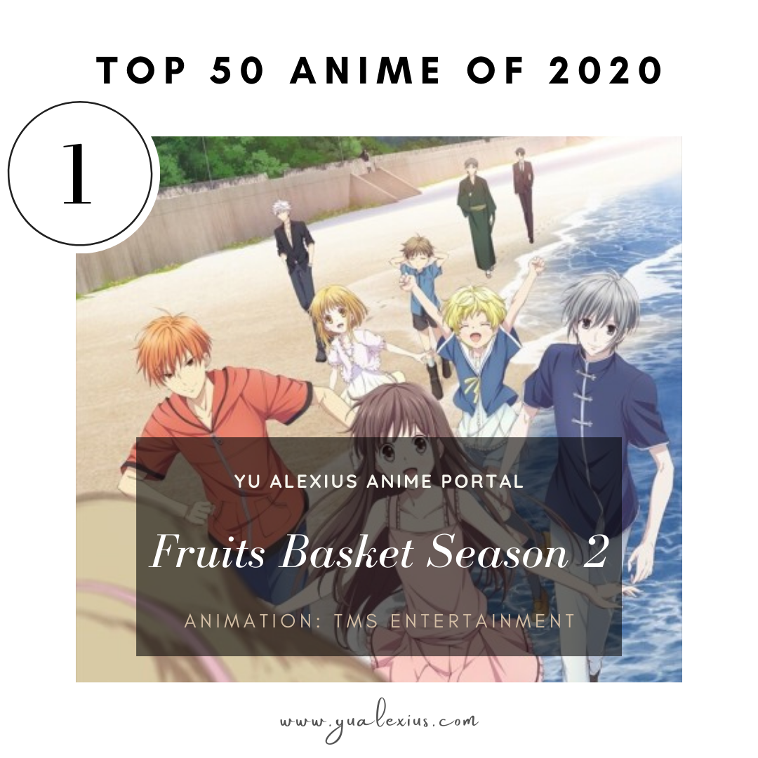 Best Anime of 2020 Fruits Basket