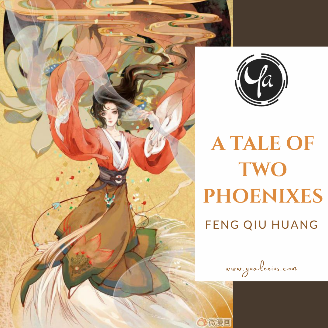 chinese manhua A Tale of Two Phoenixes