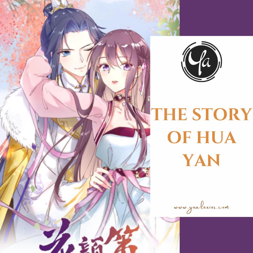 chinese manhua The Story of Hua Yan